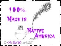 P.InK. Media.100 Made in Native America