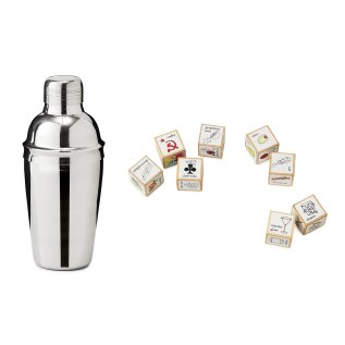 Cocktail Dice Shaker